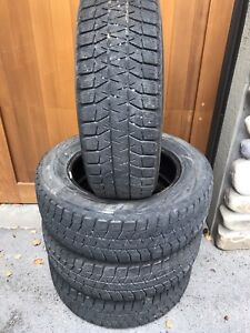 195 65 15 winter tires (set of 4)
