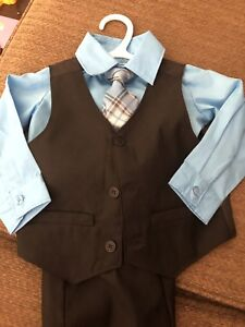 Brand New Toddlers 3 piece suit