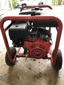 Honda Generator 4500w $$$$1000$$&