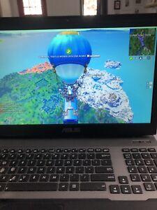 ASUS G75vx laptop gamer/gaming