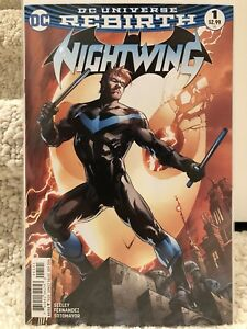 Nightwing Rebirth Variant #1