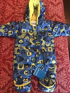 Columbia infant jacket 3-6 months, original price 100$