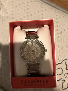 SPECIALLY CRAFTED CARAVELLE NEW YORK WOMANS WATCH