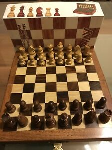 Brand New Wooden Chess Board