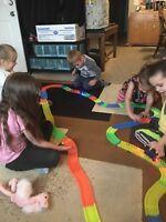 Fun Learn Care in Gummy Bear Dayhome & Care Falconridge ne