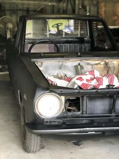 Datsun 1000 ute PROJECT Booral Fraser Coast Preview