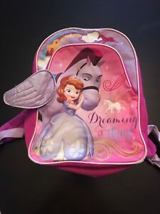 Sac à dos fille Sofia girls backpack