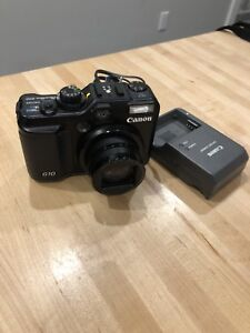 Canon G10 with Canon Dive Housing