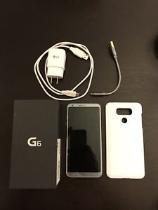LG G6 - Mint Condition