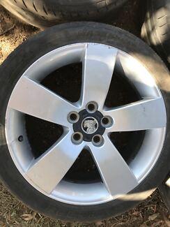 "Ssv 19"" wheels pre drilled"