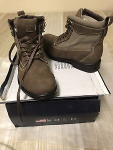 Men's shoes brand name solo perry