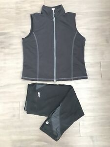 Ladies Roots & Avia fitness wear Large