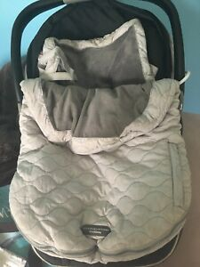 JJ Cole Winter Car Seat Cover