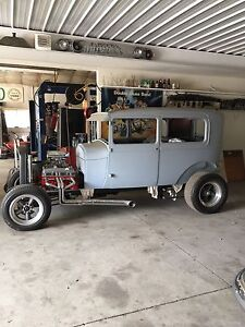 29 model A excellent body might trade