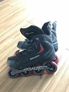 Patin bauer hockey