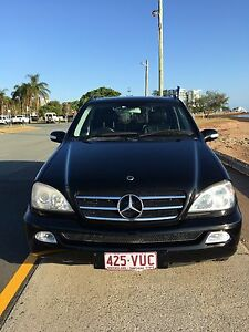 Mercedes Benz ML 270 Luxury Diesel. 7 Seater Clontarf Redcliffe Area Preview
