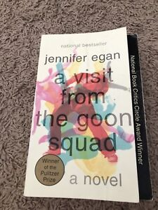 Visit from the Goon Squad - By Jennifer Egan