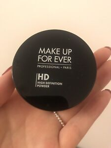 NEW Make Up For Ever Loose Powder