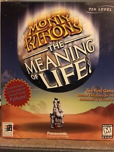 Monty Pythons the Meaning of Life PC Game