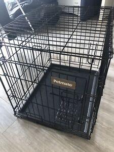Cage pliante pour animal de compagnie