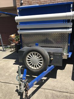 CAMPER TRAILER Warrawong Wollongong Area Preview