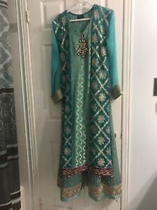 EUC beautiful Pakistani/Indian dress