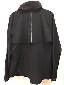 lululemon Black Jacket - Size 12 - Excellent Condition
