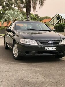 Ford Futura Low km 1 YEAR OF REGO