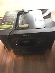 EPSON WORKFORCE PRO 3720 ALL IN ONE PRINTER FOR SALE