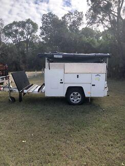 Off-road  Camper Trailer Toy Hauler Madora Bay Mandurah Area Preview