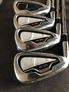 Men's Used Left Handed Cleveland Irons