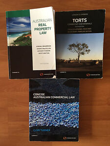 Law textbooks for sale Mount Lawley Stirling Area Preview