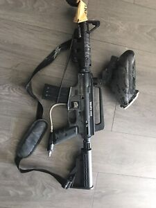 Paintball gun/marker