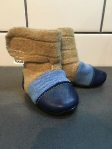 Nooks Baby Boots