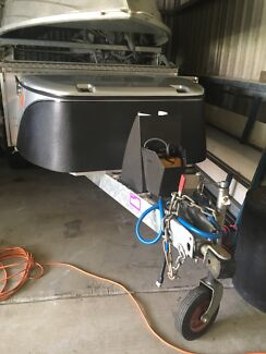 Kimberley camper trailer Sarina Mackay Surrounds Preview