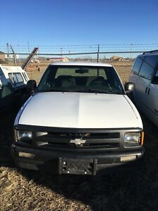 1997 Chevy s10 for sale or trade