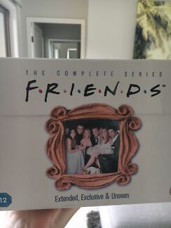 Friends Complete Boxset Robina Gold Coast South Preview