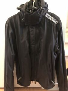 Superdry windcheater jacket medium