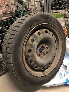"""Roues 16"""" avec pneus // wheels and tires 5x114.3"""