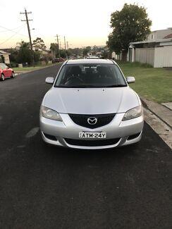 2005 Mazda 3 MAXX