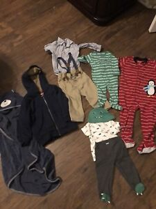 Infant boys cloths for sale