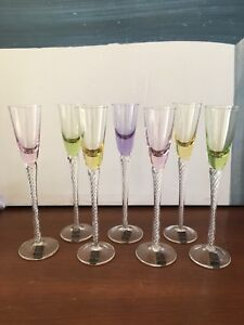 Brand new, hand made glasses
