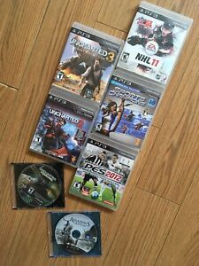 PS3 Games *New