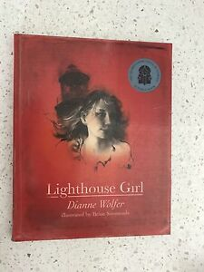 Lighthouse Girl High School English Book - Yr7 Mosman Park Cottesloe Area Preview
