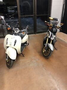 E- BIKES  72V - For only $1849 - With 1 Year Warranty