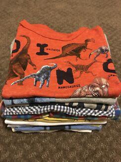 Little boy shirt bundle - Size 1
