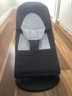 b68f55f50ed Baby Bjorn Grey Bouncer