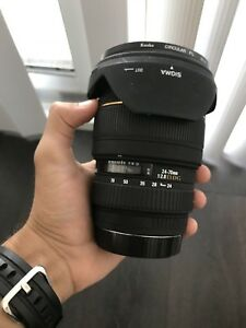 Sigma 24-70mm F2.8 Canon EF Mount
