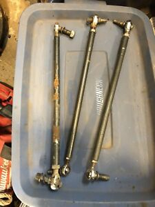 Can am tie rods