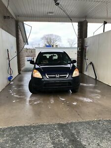 2004 Honda CR-V 2.4L 5-speed